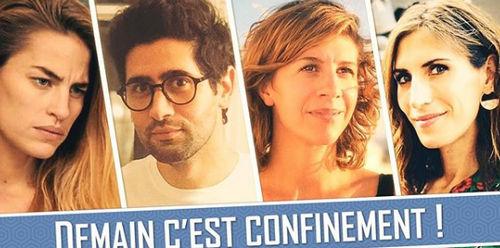 Demain nous appartient : Solène Hébert, Juliette Tresanini, Marie Catrix et Mayel Elhajaoui se mobilisent pour les soignants (VIDEO)